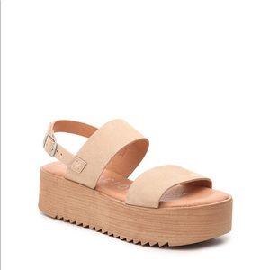 Musse & Cloud Platform Sandal